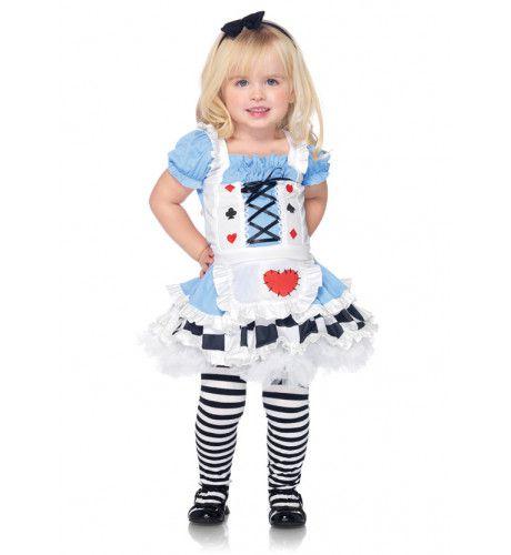Dorothy Uit Alice In Wonderland Meisje Kostuum