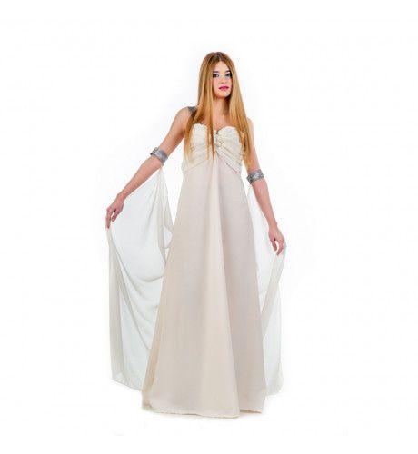 Oogverblindende Middeleeuwse Prinses Anne Vrouw Kostuum