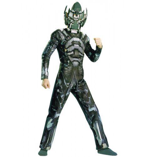 Transformers Ironhide Dark Of The Moon Jongen Kostuum