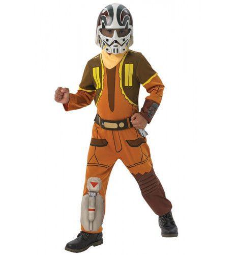 Star Wars Ezra Rebels Jongen Kostuum