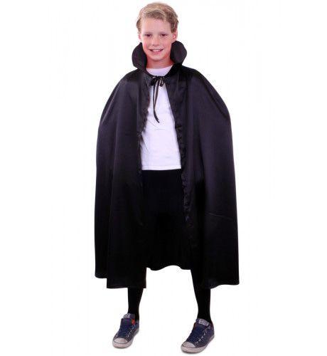 Draculha De Graaf Van Dracula Cape Zwart