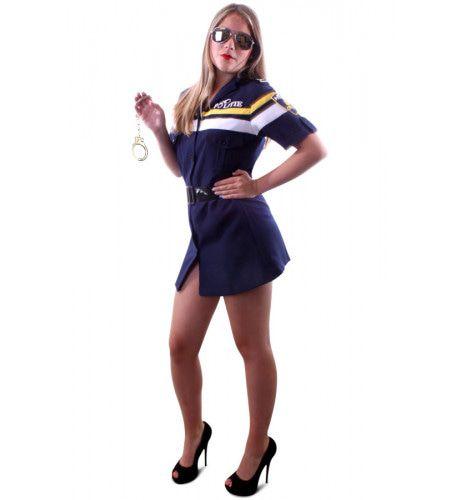 Nederlandse Politie Dame Kostuum Vrouw