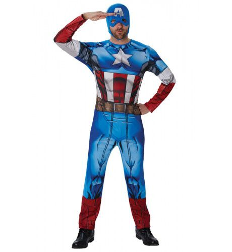 Captain America Civil War Man Kostuum