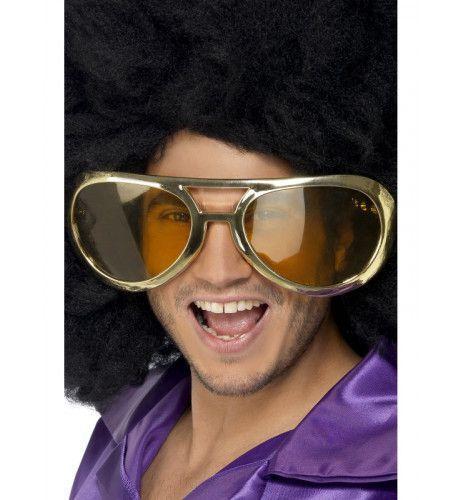 Kolossale Jaren 70 Rocker Bril