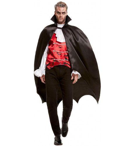 Vleermuis Cape Graaf Batman Kostuum