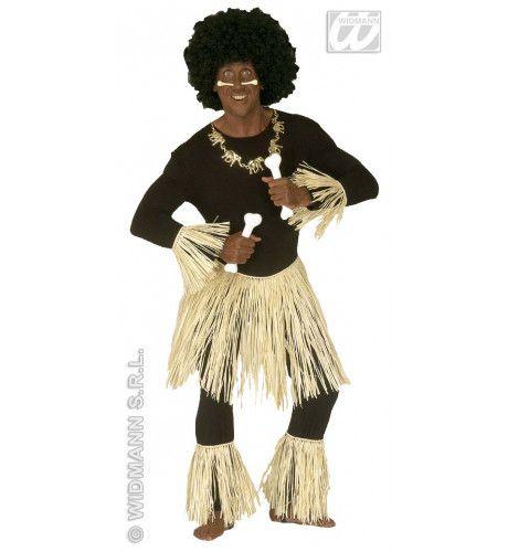 Zulu Set Kostuum