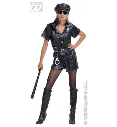 Sexy Police Sexy Highway Patrol Kostuum Vrouw