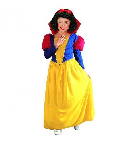 Prinses Sneeuwwitje Kostuum Meisje