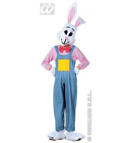 Funny Konijn Kind Kostuum