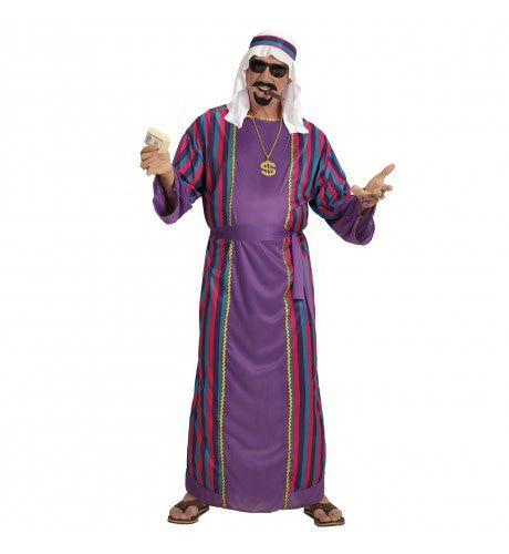 Rijke Sheik Kostuum Man