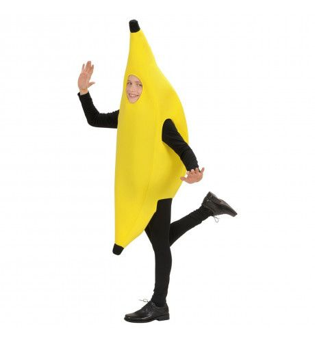 Grappige Banaan Kostuum Kind