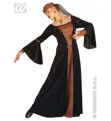 Dancing Madame Bovary Kostuum Vrouw
