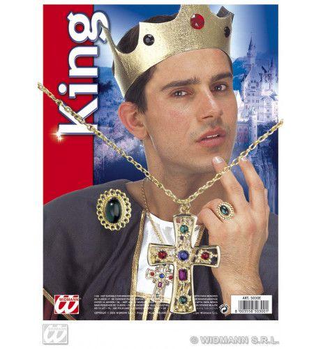 Middeleeuwse Koning Set