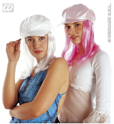 Fashion Cap Met Haar