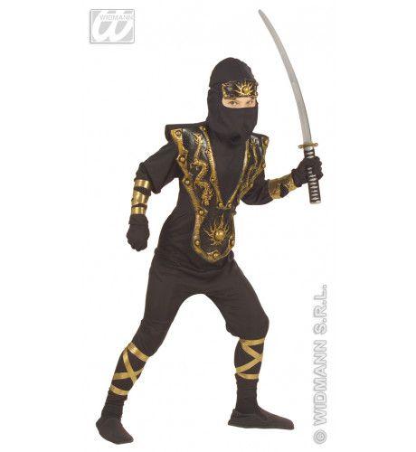 Dragon Ninja Wise Star Kostuum Jongen