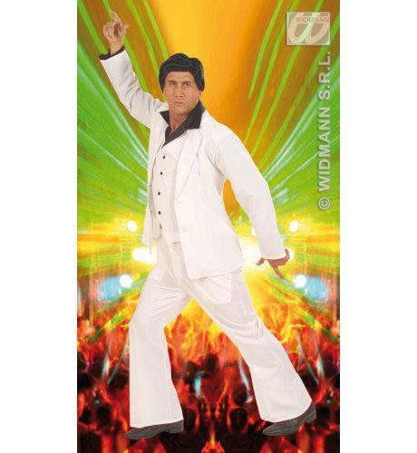 Disco Fever John Travolta Kostuum Man