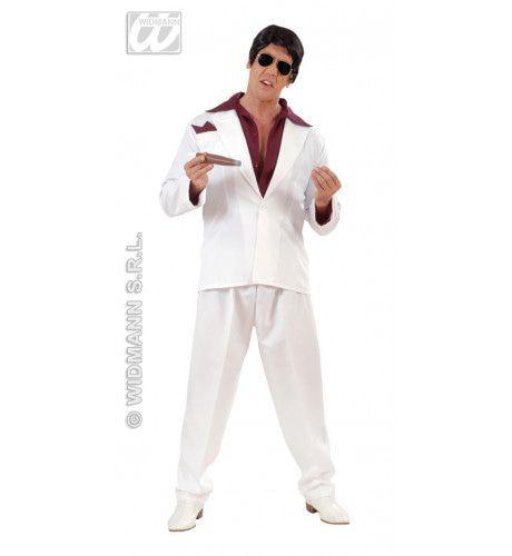 Miami Gangster Scarface Kostuum Man