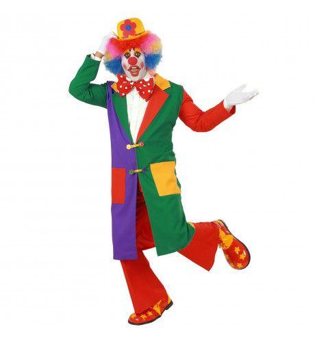Clownsjas Man Kostuum