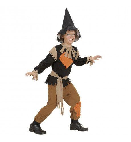 Johnnie De Vogelverschrikker Kind Kostuum Jongen