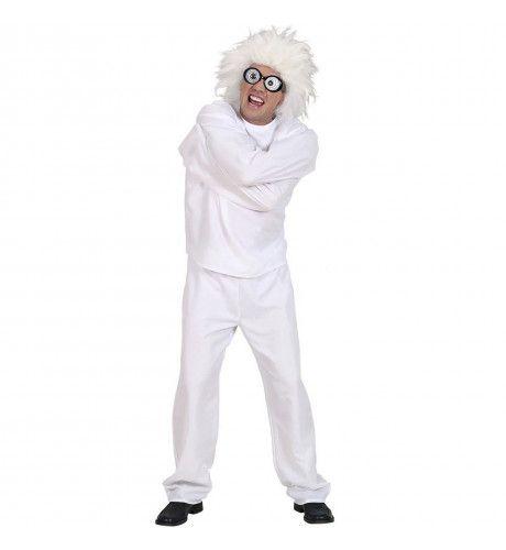 Dwangbuis Doorgedraaid Kostuum Man