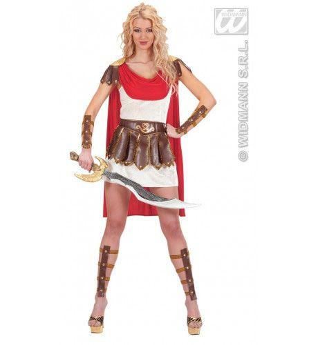 Krijger Prinses Athena Kostuum Vrouw