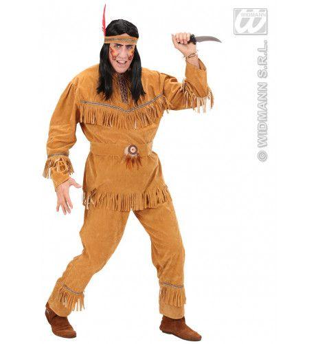 Indiaan Cheyenne Kostuum Man