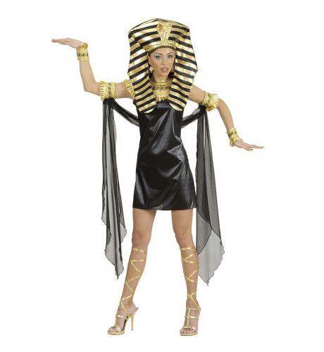 Lady Of The Farao Cleopatra Luxe Kostuum Vrouw