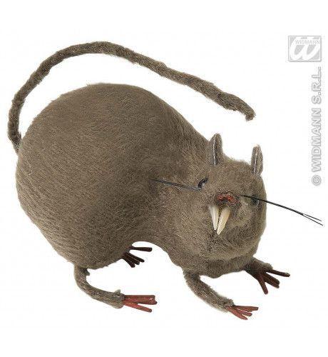 Harige Rat 13cm