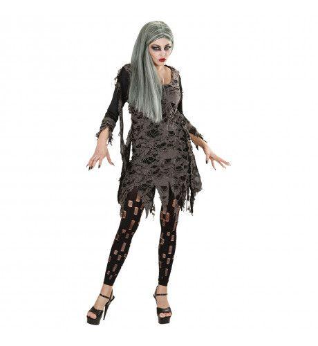 Levende Dode Kostuum Vrouw
