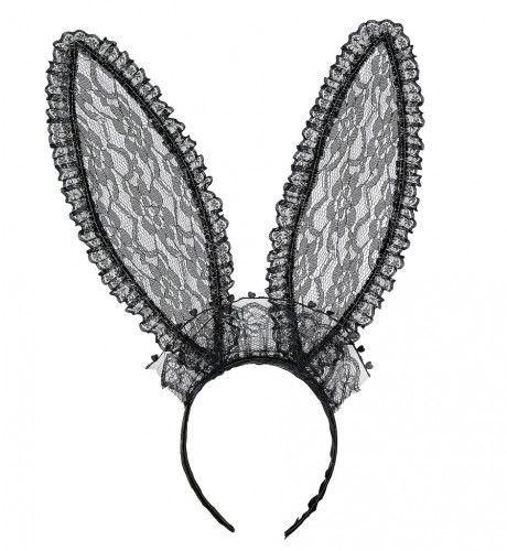 Sexy Bunny Oren Kant, Zwart