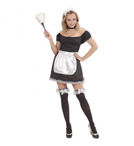Dienstmeid Dusty Vrouw Kostuum