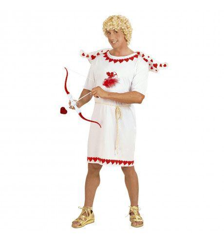 Vol Van Hart Cupido Man Kostuum