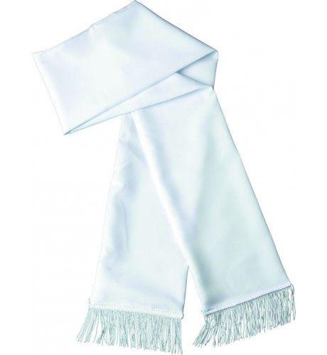 Witte Chique Sjaal