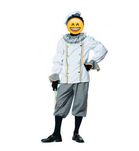 Piet Kok Van De Stoomboot Man Kostuum