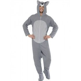Vriendelijke Wolf Kostuum