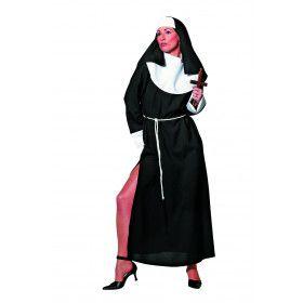 Angelicaanse Sexy Non Vrouw Kostuum