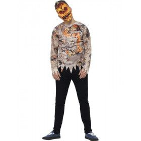 Afschuwelijke Pompoen Man