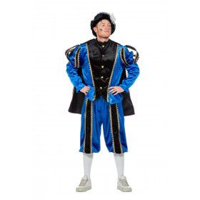 Blauwe Piet Kostuum