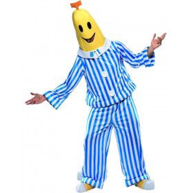 Bananas In Pyjamas Man Kostuum