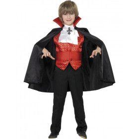 Dracula Jongen Kostuum