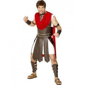 Grieks Centurion Man Kostuum