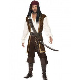 Piraat Van De Hoge Zeeen Outfit Man
