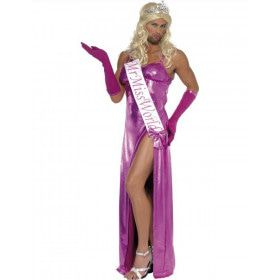 Travestiet Miss World Man Kostuum