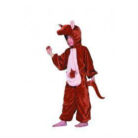 Snoezige Kangoeroe Kind Kostuum