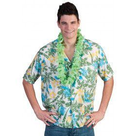 Palmbomen Hawaii Hemd