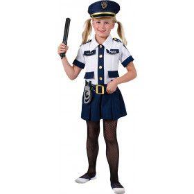 Amy De Agent Meisje Kostuum