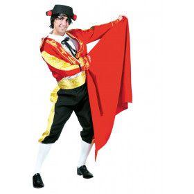 Victor Espada Torero Man Kostuum
