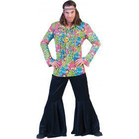 Flower Funk Hippie Shirt