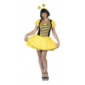 Bonnie De Blije Bij Vrouw Kostuum