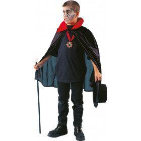 Grimmige Graaf Dracula Cape